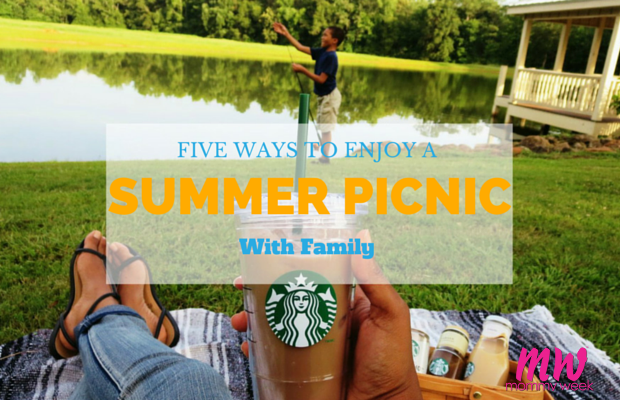 37 Ways To Savor Your Summer: Five Ways To Enjoy A Summer Picnic With Family